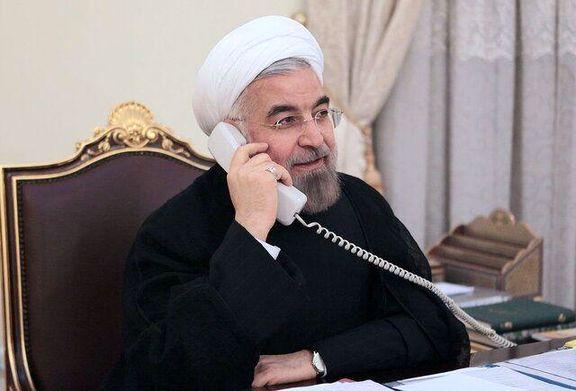 حسن روحانی با رئیس جمهور ترکمنستان گفتگوی تلفنی کرد