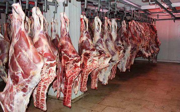 عرضه ۵۲.۸ هزار تن گوشت به کشتارگاهها