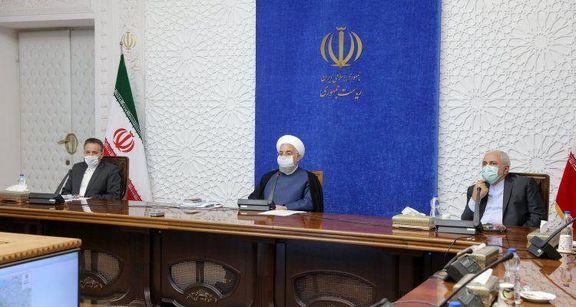 رئیس جمهور بر حمایت دولت از صادرکنندگان تاکید کرد