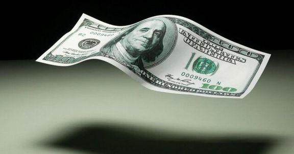 افزایش 100 واحدی دلار در بازارهای جهانی