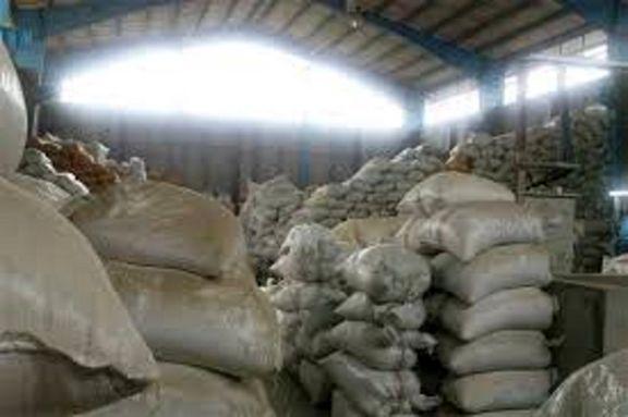 کشف 25 تن برنج تقلبی در کرج