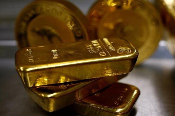 هر اونس طلا با ۰.۱ درصد کاهش در ۱۲۸۵.۲۰ دلار ایستاد