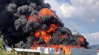 آتش سوزی در کارخانه بزرگ تولید جعبه باتری خودرو ایتالیا