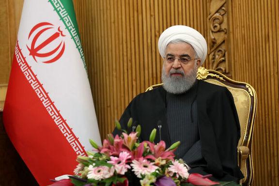 روحانی: شرایط برای همکاری و تعامل بیش از پیش میان ایران و عراق از هر زمان دیگری فراهمتر است