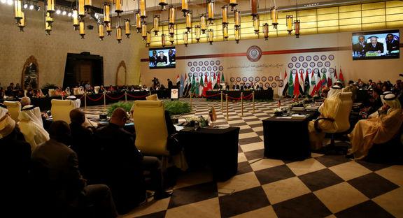 پوتین رئیس جمهور روسیه برای سران کشورهای عربی پیام همکاری فرستاد