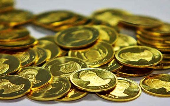 سکه ارزان شد/ هر قطعه سکه چهار میلیون و ۹۹۰ هزار تومان
