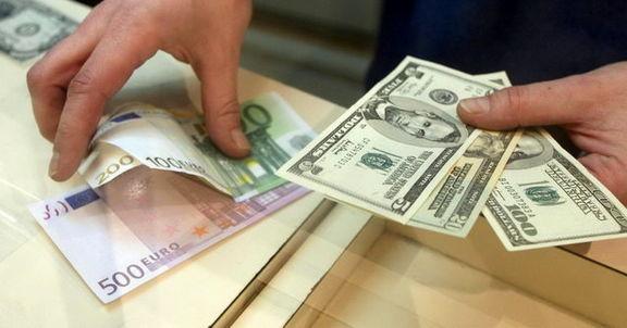 آخرین قیمت دلار و یورو امروز در تهران