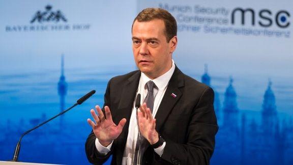 انتقاد نخست وزیر روسیه از حضور آمریکا در کشورهای جنوب شرق آسیا