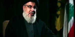 دیدار لاریجانی و «سید حسن نصرالله» در بیروت