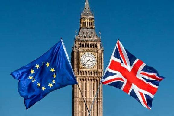 پارلمان انگلستان لایحه برگزیت را تصویب کرد