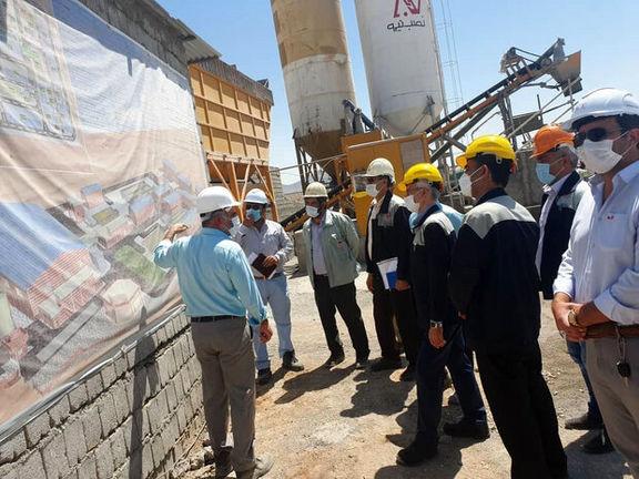 سرمایه گذاری ۲۰۰۰ میلیاردی ذوب آهن در پروژه های انتقال آب و پساب