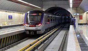 جرئیات خودکشی یک نفر در متروی نبرد