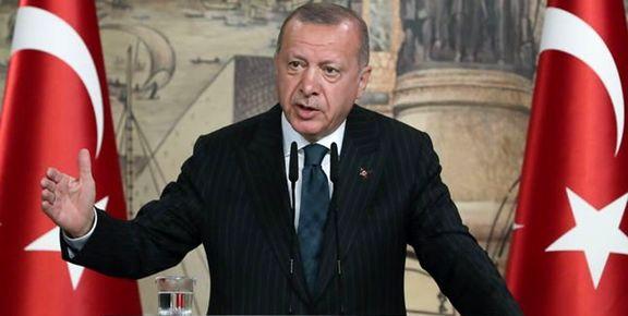 اردوغان: اگر واشنگتن گامی اشتباه بردارد به دادگاههای بینالمللی شکایت میکنیم