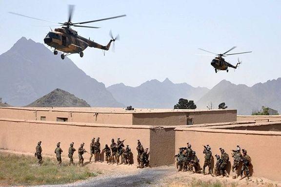 آزادی ۷ غیرنظامی از زندان طالبان در عملیات نیروهای کماندو ولایت هلمند افغانستان