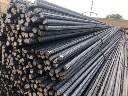 عرضه 72 هزار تن تیرآهن و میلگرد در تالار محصولات صنعتی و معدنی