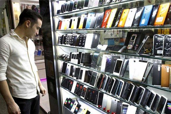قیمت روز انواع تلفن همراه در ۲۳ مرداد ۱۴۰۰