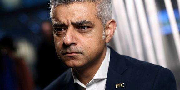 پاسخ شدید اللحن شهردار لندن به توهین های ترامپ