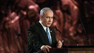 نتانیاهو شهروندان فلسطینی را تهدید کرد/باید حاکمیت امنیتی توسط فلسطین پذیرفته شود