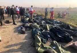 بیش از 120 نفر از جان باختگان سقوط هواپیمایی اکراین شناسایی شدند