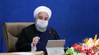 روحانی: اگر صنایع پتروشیمی و معدنی نبودند در تامین ارز کشور دچار مشکل میشدیم