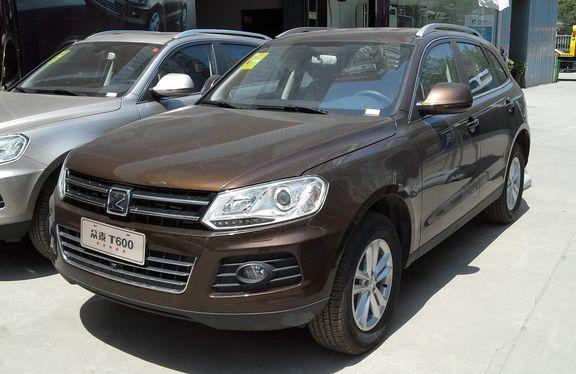 اولین خودروی چینی راهی بازار آمریکا می شود