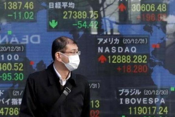 رشد سهام آسیا اقیانوسیه در معاملات امروز
