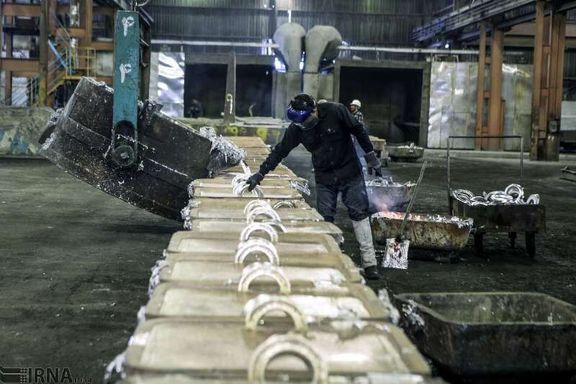 تولید آلومینیوم در سال 99 به میزان 61 درصد رشد کرد