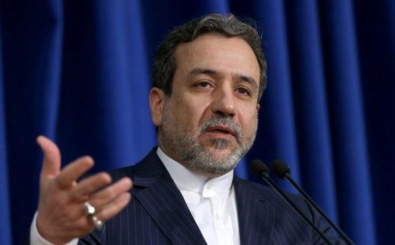 پاسخ عراقچی به نماینده آمریکا در امور ایران