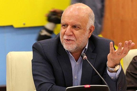 زنگنه: روند صادرات ال.پی.جی ادامه دارد /  اسناد مناقصه صادرات گاز به عمان آماده است