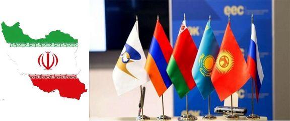 پیوستن ایران به برنامه ارز یکپارچه اتحادیه اوراسیا در دستور کار قرار دارد