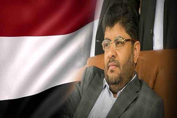 الحوثی: خواستار اتخاذ گامهایی مشابه آنچه در مجلس سنای آمریکا رخ داد، هستیم