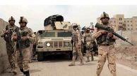 مقر فرماندهی داعش در استان دیالی عراق منهدم شد