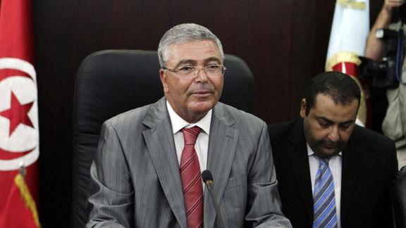 یک نظامی نامزد انتخابات ریاست جمهوری تونس شد