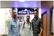 سه دستیار خارجی استرا ماچونی وارد ایران شدند+ عکس