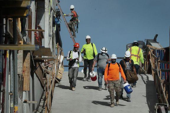 نرخ بیکاری ماهانه آمریکا کاهش یافت