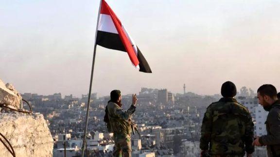 ارتش سوریه بخش هایی از درعا را آزاد کرد / کنترل مناطق مرزی با اردن نزدیک است