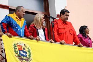 مادورو: ادبیات ترامپ در میامی همانند سَبک یک نازی است
