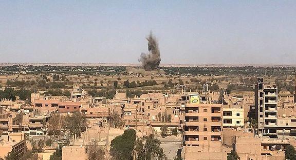 حمله آمریکا به دیرالزور منجر به کشته شدن 20 غیرنظامی سوری شد