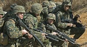 کره جنوبی حمایت خود را از نظامیان آمریکایی افزایش داد
