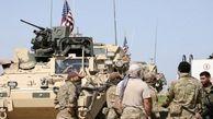 حمله به پایگاه غیر قانونی آمریکا در شرق سوریه