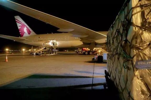 ۱.۵ میلیون دوز آسترازنکا از هلند وارد فرودگاه امام شد