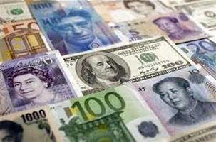 افزایش نرخ دلار و یورو بانک مرکزی