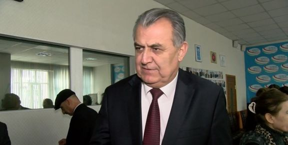 نورالدین سعید  وزیر آموزش و پرورش تاجیکستان برکنار شد