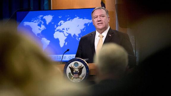 پامپئو از کمک آمریکا به ترکیه در ادلب خبر داد