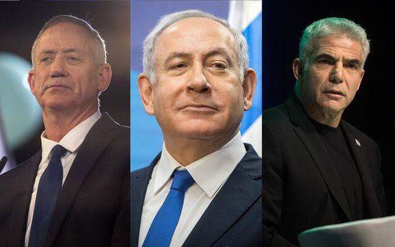 ادعای عجیب بنیامین نتانیاهو / رقبای انتخاباتی من از طرف ایران حمایت می شوند