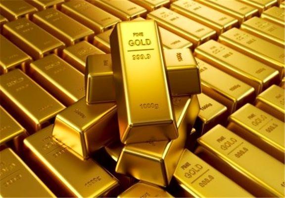 افزایش خیره کننده قیمت طلا در روز نخست هفته / قیمت جهانی طلا 9 دلار افزایش یافت