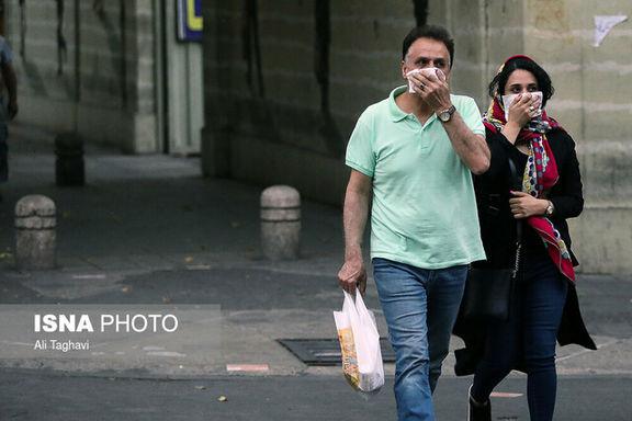 تهران خود را آماده بادهای شدید باشند
