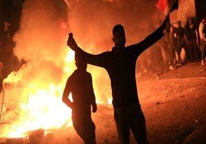 معترضان عراقی خانه سه نماینده را آتش زدند