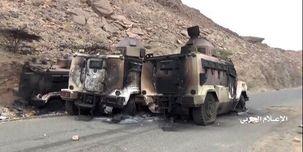 جنگندههای عربستان بیش از ۳۰ بار استانهای یمن را بمباران کردند