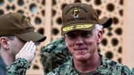 فرمانده نیروی دریایی آمریکا: فعالیتهای نظامی ایران را زیر نظر داریم